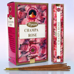 Благовония Ppure Роза Rose Premium Masala Incense Sticks