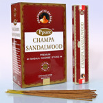 Благовония Ppure Сандал Sandalwood Premium Masala Incense Sticks