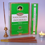 Благовония Ppure Пачули Patchouli Premium Masala Incense Sticks