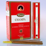 Благовония Ppure Чампа Красная Champa Incense Sticks