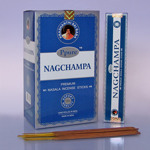 Благовония Ppure Чампа Голубая Nagchampa Incense Sticks