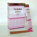 "Благовоние ""ЛОТОС"" Goloka Lotus masala incense"