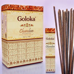 "Благовоние ""САНДАЛ"" Goloka Chandan masala Sandalwood incense"