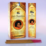 "Благовоние ""Сандал"" (G.R. Sai Chandan Premium Incense Sticks) масала, 20г"