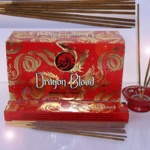 Благовония Nandita Dragon Blood Premium Masala Incense (Кровь Дракона) масала