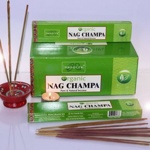 Благовония Nandita Organic Nag Champa Pure Natural Incense (Натуральная Чампа) масала