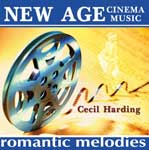"Cecil Harding – ""Romantic Melodies-Cinema Music"""