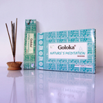 "Благовоние ""Медитация"" Goloka Nature's Meditation incense"