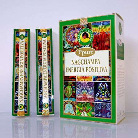 Благовония Ppure Позитивная Энергия Positive Energy Masala Incense Sticks