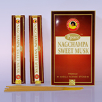 Благовония Ppure Сладкий Мускус Sweet Musk Masala Incense Sticks