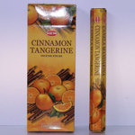 Благовоние «Корица+Мандарин» (Hem Cinnamon Tangerine incense sticks).