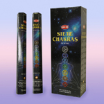 Благовоние «7 Чакр» ( HEM Hexa Seven Chakras incense sticks)