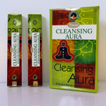 Благовония Ppure Очищение Ауры Cleansing Aura Ayurvedic Masala Incense Sticks