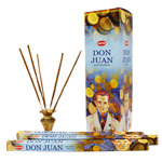Благовоние «ДОН ЖУАН» (Hem Don Juan incense sticks) 8шт.