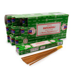Благовоние Пачули Satya Patchouli Incense 15г