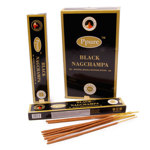 Благовония Ppure Чампа Черная Black Nagchampa Masala Incense Sticks