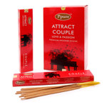 Благовония Ppure Привлечение Любви Attract Couple Masala Incense Sticks